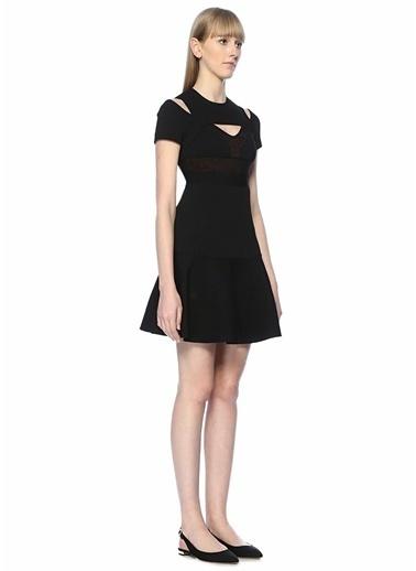 Valentino Elbise Siyah